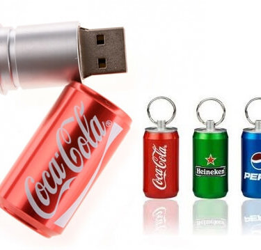 8-Drink Can usb metal pendrive