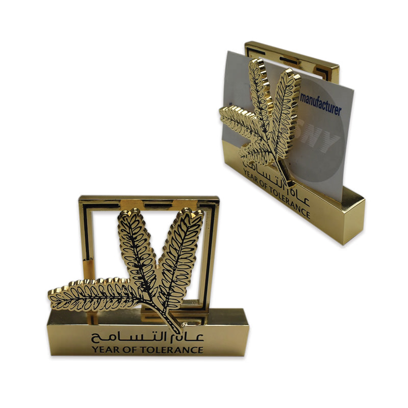 Year Of Tolerance Business Card Holder